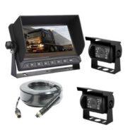 Installeer een achteruitrijcamera