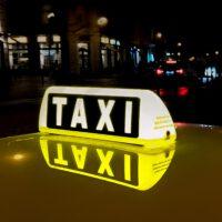 Taxi in Utrecht